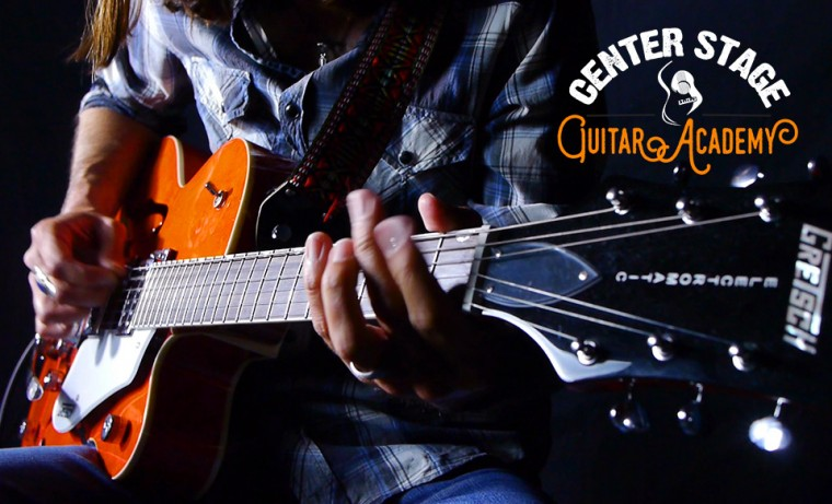 Center Stage Guitar Academy Features